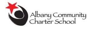 Albany Community Charter School logo