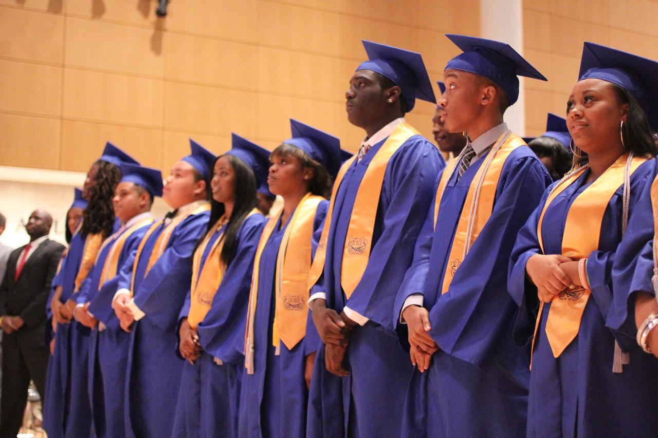 Promise Academy graduates