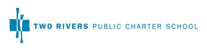 Two Rivers Public Charter School logo
